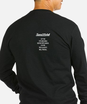 Doublesided Long Sleeve T-shirt