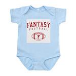 Fantasy Football (Simple) Infant Bodysuit