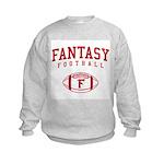Fantasy Football (Simple) Kids Sweatshirt