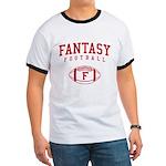 Fantasy Football (Simple) Ringer T