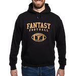 Fantasy Football (Simple) Hoodie (dark)