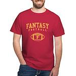 Fantasy Football (Simple) Dark T-Shirt