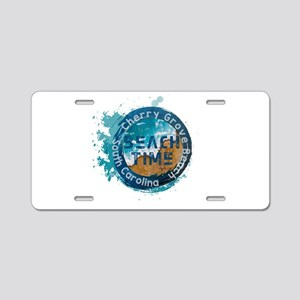 South Carolina - Cherry Gro Aluminum License Plate