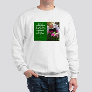 Think about you Sweatshirt