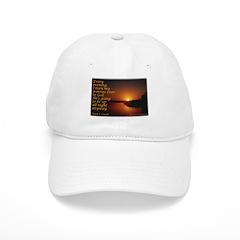 'Turn to God' Baseball Cap