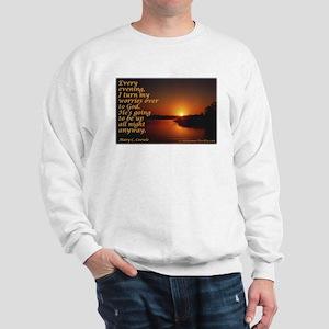 'Turn to God' Sweatshirt