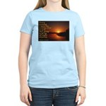 'Turn to God' Women's Light T-Shirt