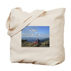 'What you do' Tote Bag