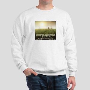 'Giving' Sweatshirt