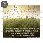 'Giving' Puzzle