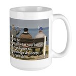 'You Can Do' Large Mug