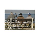 'You Can Do' Rectangle Magnet (10 pack)
