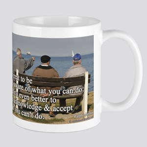 'You Can Do' Mug
