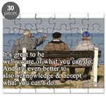 'You Can Do' Puzzle