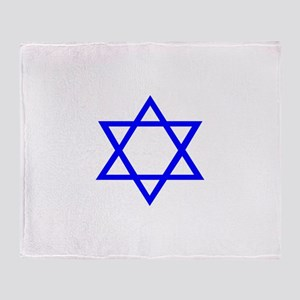 Star of David II Throw Blanket