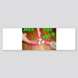 JOIN THE CLUB OR DIE™ Sticker (Bumper)
