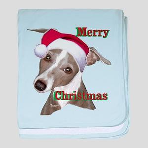 greyhound Italian greyhound baby blanket