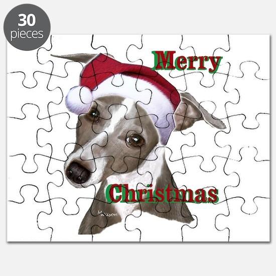 greyhound Italian greyhound Puzzle