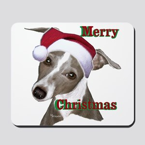 greyhound Italian greyhound Mousepad