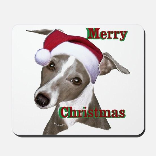 greyhound Italian greyhound Mousepad
