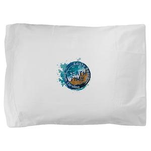 South Carolina - Edisto Beach Pillow Sham