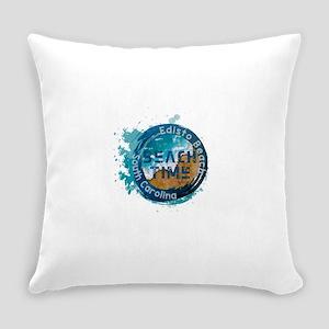 South Carolina - Edisto Beach Everyday Pillow