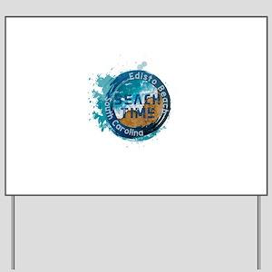South Carolina - Edisto Beach Yard Sign