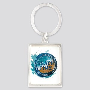 South Carolina - Edisto Beach Keychains