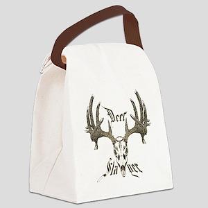Deer slayer 1 Canvas Lunch Bag