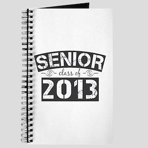 Senior Class of 2013 Journal