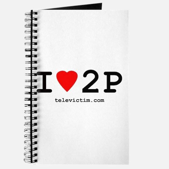 """I love 2P"" Journal"
