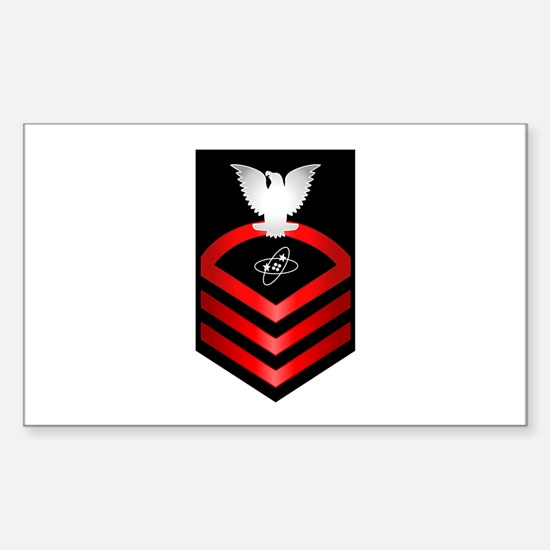 Navy Chief Electronics Technician Decal