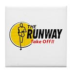 The Runway Tile Coaster