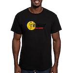 The Runway Men's Fitted T-Shirt (dark)
