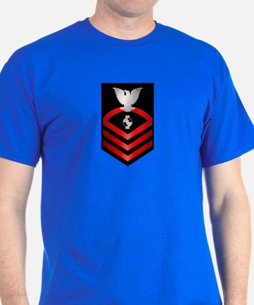 Navy Chief Engineering Aide T-Shirt