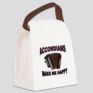 ACCORDIANS Canvas Lunch Bag