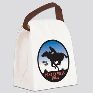Pony Express Revise Canvas Lunch Bag