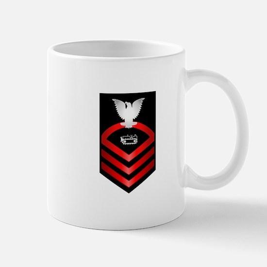 Navy Chief Equipment Operator Mug