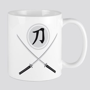 samurai sword Mug