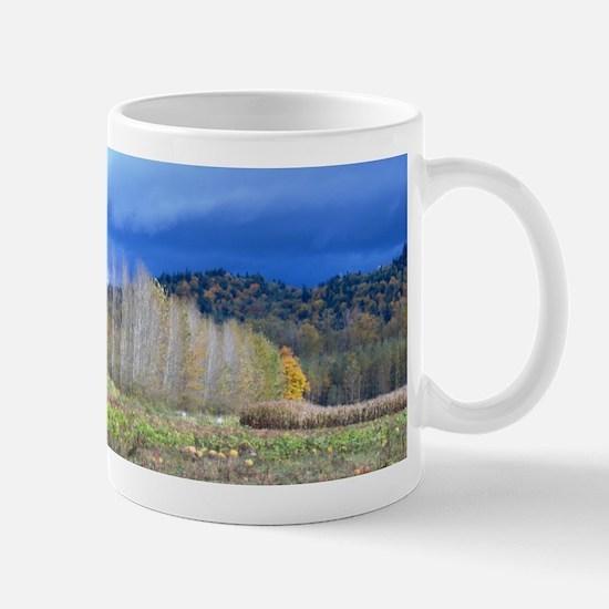 October in Snohomish Mug