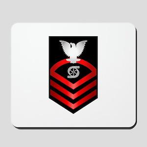 Navy Chief Gas Turbine System Technician Mousepad