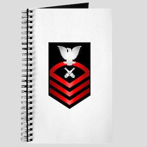 Navy Chief Gunner's Mate Journal