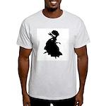 Fairy Princess Ash Grey T-Shirt