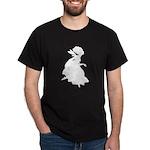 Fairy Princess Black T-Shirt