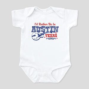 Austin Texas Infant Bodysuit