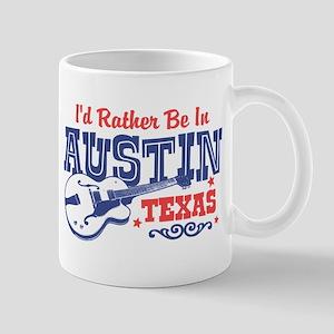 Austin Texas Mug