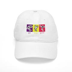 Go Eat Give logo Baseball Cap