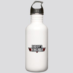 Daddy's Wingman Stainless Water Bottle 1.0L