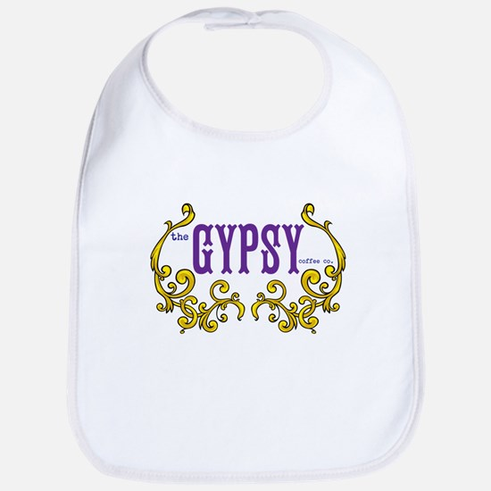 Gypsy Coffee Co. Logo Bib
