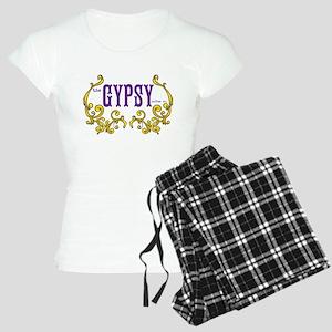 Gypsy Coffee Co. Logo Women's Light Pajamas